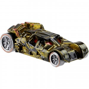 Hot Wheels ID - The Dark Knight Batmobile - FXB26