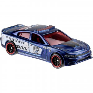 Hot Wheels ID - '15 Dodge Charger SRT - FXB32