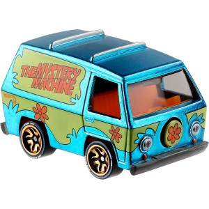 Hot Wheels ID - The Mystery Machine - Scooby - Doo - FXB43