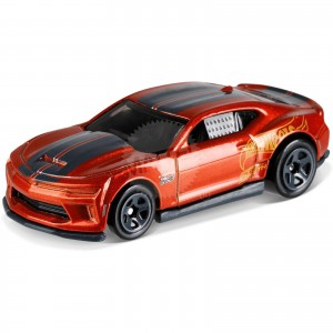 Hot Wheels - '18 Copo Camaro® SS™ - FYB69