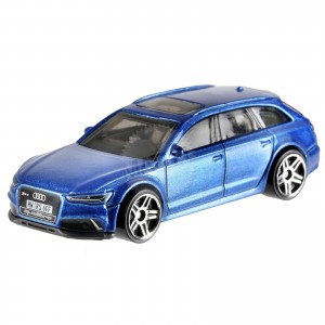 Hot Wheels - '17 Audi RS6 Avant - FYC11