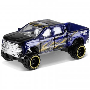 Hot Wheels - '19 Chevrolet® Silverado™ Trail Boss LT - FYC57