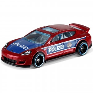 Hot Wheels - Porsche Panamera - FYC86