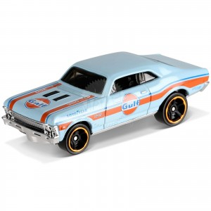 Hot Wheels - '68 Chevy® Nova™ - Gulf - FYD02