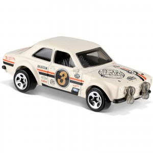 Hot Wheels - '70 Ford Escort RS1600 - Gumball 300 Rally - FYD23