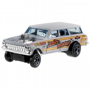 Hot Wheels - '64 Nova Wagon Gasser - FYD77