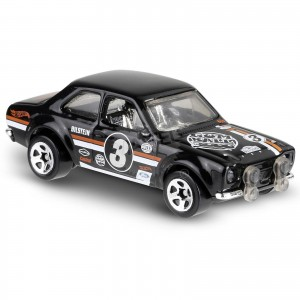 Hot Wheels - '70 Ford Escort RS1600 - Gumball 3000 Rally - FYD79