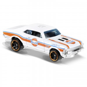Hot Wheels - '68 Chevy® Nova™ - Gulf - FYF01