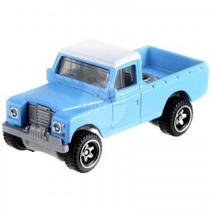 Hot Wheels - Land Rover Series III Pickup - FYF07