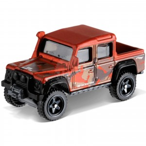 Hot Wheels - '15 Land Rover Defender Double Cab - FYF52