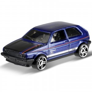 Hot Wheels - Volkswagen Golf MK2 - FYF76
