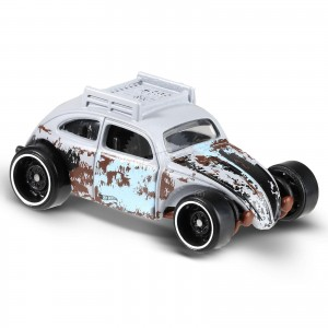 Hot Wheels - Custom Volkswagen Beetle Fusca - FYF77