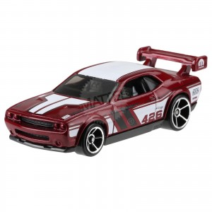 Hot Wheels - Dodge Challenger Drift Car - FYF83