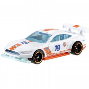 Hot Wheels - Custom '18 Ford Mustang GT - Gulf - FYF87