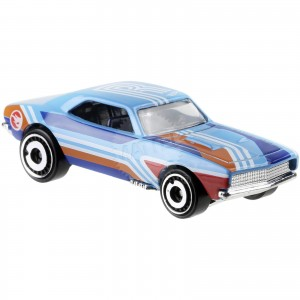 Hot Wheels - '67 Camaro - T-Hunt - FYF94