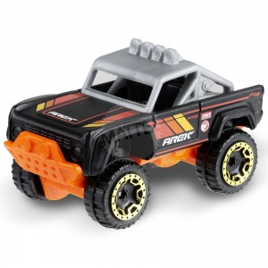 Hot Wheels - Custom Ford Bronco - T-Hunt - FYF96