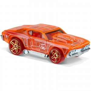 Hot Wheels - '69 Chevelle® - T-Hunt - FYG04