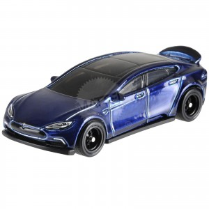 Hot Wheels - Tesla Model S - Super T-Hunt - FYG08