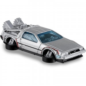 Hot Wheels - Back to The Future Time Machine - Hover Mode - Super T-Hunt - FYG10