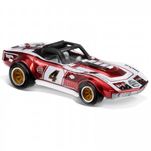 Hot Wheels - '69 Corvette Racer - Super T-Hunt - FYG15