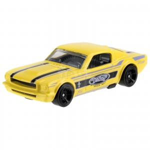 Hot Wheels - '65 Mustang 2+2 Fastback - FYG74