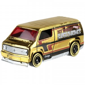 Hot Wheels - Custom '77 Dodge Van - FYG83