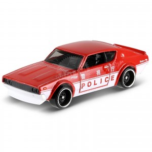 Hot Wheels - Nissan Skyline 2000 GT-R - FYG85