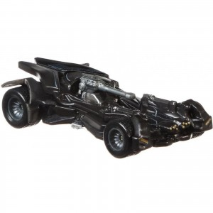 Hot Wheels - Batmobile Justice League - Dc Comics - Retrô Entretenimento - FYP56