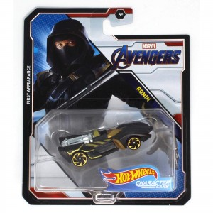 Hot Wheels - Hot Wheels - Ronin - Avengers / Vingadores - Character Cars - FYV12