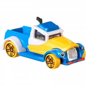 Hot Wheels - Pato Donald - Disney - Character Cars - FYV94