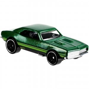 Hot Wheels - '67 Camaro - Detroit Muscle Cars - FYY08
