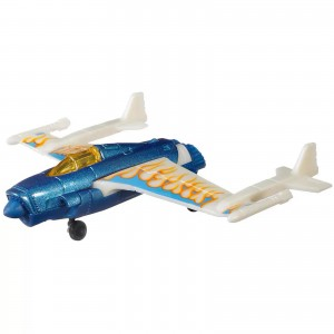 Hot Wheels - Duel Tail - Sky Busters - GBF05