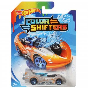 Hot Wheels - Power Rocket - Colour Shifters - GBF24