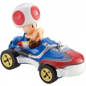 Hot Wheels - Toad Sneeker - Mario Kart - GBG30
