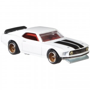 Hot Wheels - '69 Ford Mustang Boss - Velozes e Furiosos - GBW89