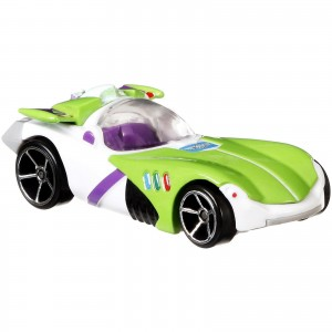 Hot Wheels - Buzz Lightyear - Toy Story - Character Cars - GCY54