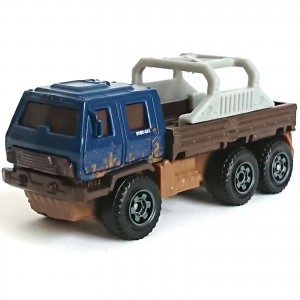 Matchbox - Veículo de Resgate Off-Road - Jurassic World - GDN89
