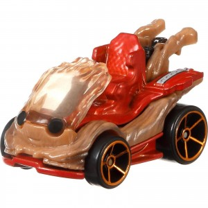 Hot Wheels - Groot Go-Kart - Character Cars - GFN19