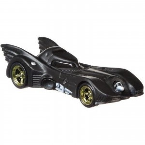 Hot Wheels - Batmobile - Dc Comics - Retrô Entretenimento - GFT04