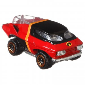 Hot Wheels - Sr Incrível - Disney - Character Cars - GGX65