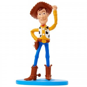 Mini Boneco 6cm - Woody - Toy Story - Disney Pixar - GMJ74