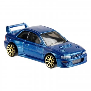 Hot Wheels - '98 Subaru Impreza 228 STi - Version - GHB42