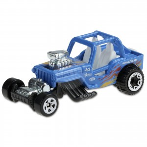 Hot Wheels - '42 Willys MB Jeep - GHB87