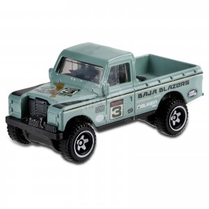 Hot Wheels - Land Rover Series III Pickup - GHB91