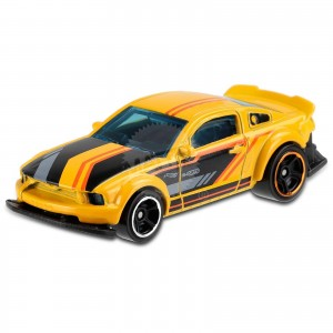 Hot Wheels - 2005 Ford Mustang - GHC22