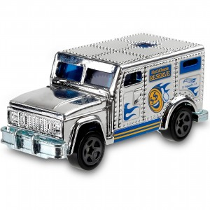 Hot Wheels - HW Armored Truck - GHC43