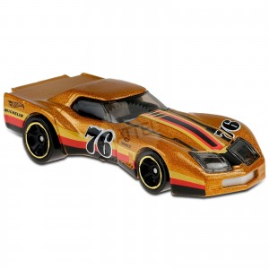 Hot Wheels - '76 Greenwood Corvette - GHC50