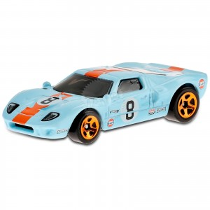 Hot Wheels - Ford GT-40 - Gulf - GHC55