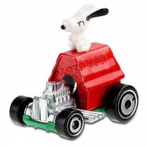 Hot Wheels - Snoopy - GHC81