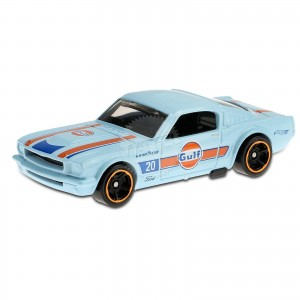 Hot Wheels - '65 Mustang 2+2 Fastback - GHC86